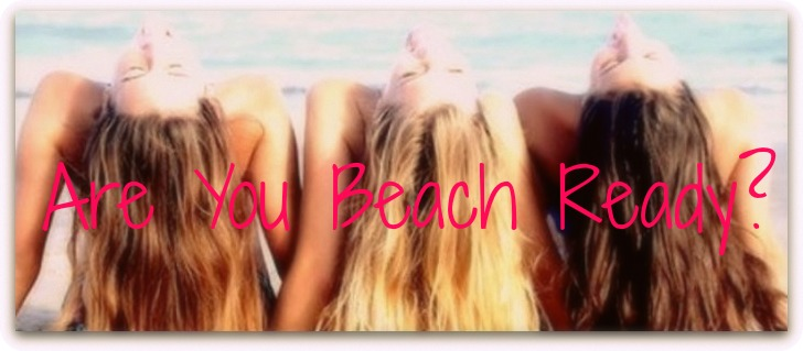 Three Beach Ready Tips for Hair and Makeup