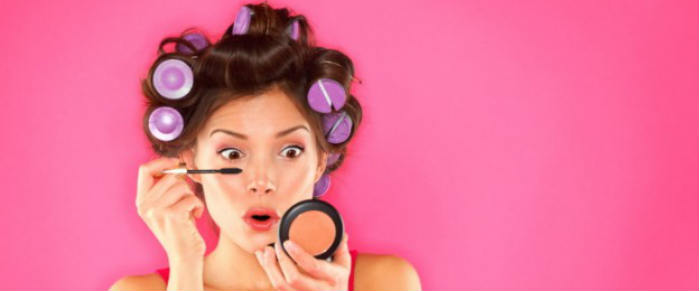 Five minute face morning makeup tips